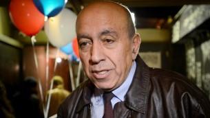 النائب زهير بهلول من حزب المعسكر الصهيوني (Gili Yaari/FLASH90)