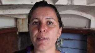 النائبة الاسبناية في البرلمان الأوروبي انا ميراندا (YouTube/Freedom Flotilla Coalition)
