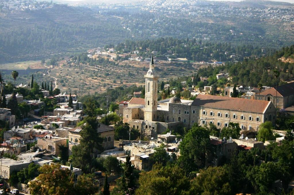 كنيسة يوحنا المعمدان (photo: courtesy Shmuel Bar-Am)