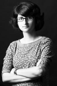 المخرجة الباكستانية عافية نثانئيل تسكن الان في نيويورك (courtesy)