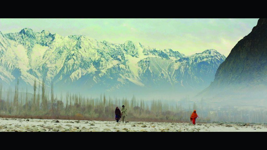 صورة للباكستان مأخوذة من فيلم 'دختار' (Armughan Hassan)