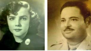قصة حلاوة تبدأ عند لقاء جدته رويدة، التي ولدت يهودية في القدس في سنوات الثلاثينات تحتد الانتداب البريطاني، بجده، ضابط جيش اردني اسمه محمد المصري من نابلس (courtesy)