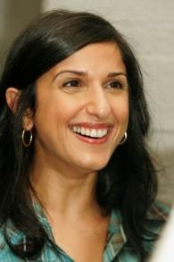الكاتبة الإسرائيلية دوريت رابينيان (Moshe Shai/Flash90)