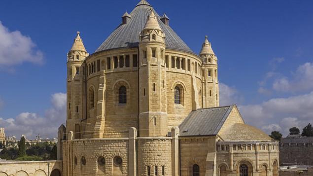 كنيسة رقاد السيدة العذراء في القدس (Andrew Shiva/Wikipedia CC BY-SA 4.0)
