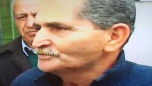 محمد ملحم (Channel 2 screenshot)