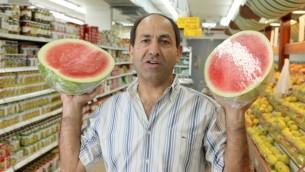 رجل الاعمال الإسشرائيلي، وصاحب شبكة المتاجر، رامي ليفي (Yossi Zamir/Flash90)