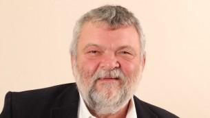 عضو الكنيست ايلان غيلون من حزب كيريتس (Flash90)