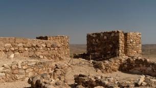 الحفريات في تل عراد في صحراء النقب، 13 مارس 2006 (CC BY-SA Wikimedia commons)