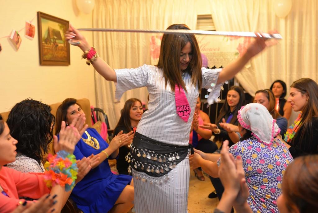 حفلة عزوبية في حيفا
