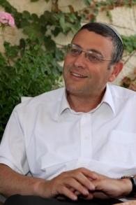 الحاخام بنيامين لاو (courtesy Israel Democracy Institute)