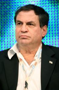 عوزي ديان، جنرال سابق، ونجل شقيق موشيه ديان (Moshe Shai/Flash90)
