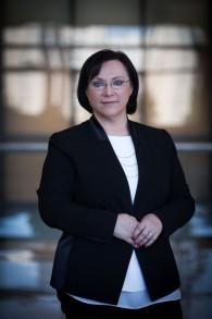 عضو الكنيست من حزب كولانو تالي بلوسكوف، 8 ديسمبر 2015 (Miriam Alster/FLASH90)