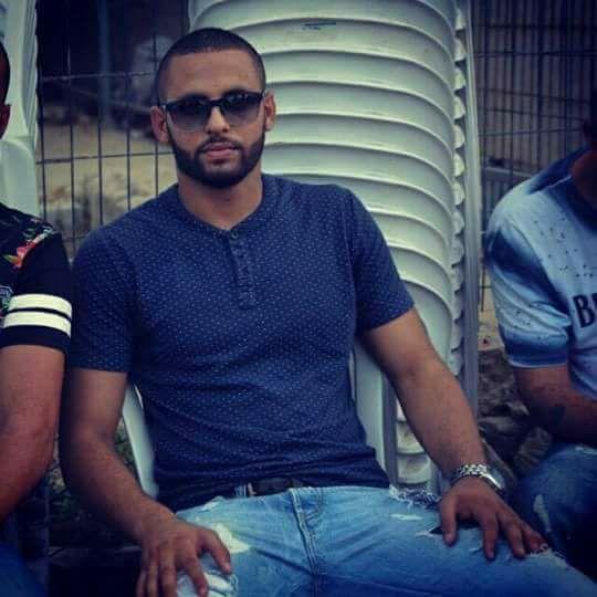 محمد شناوي، المتهم بالقتل ومحاولة القتل في قضية هجمات اطلاق نار نفذها في حيفا في 3 يناير 2017 (Social media)