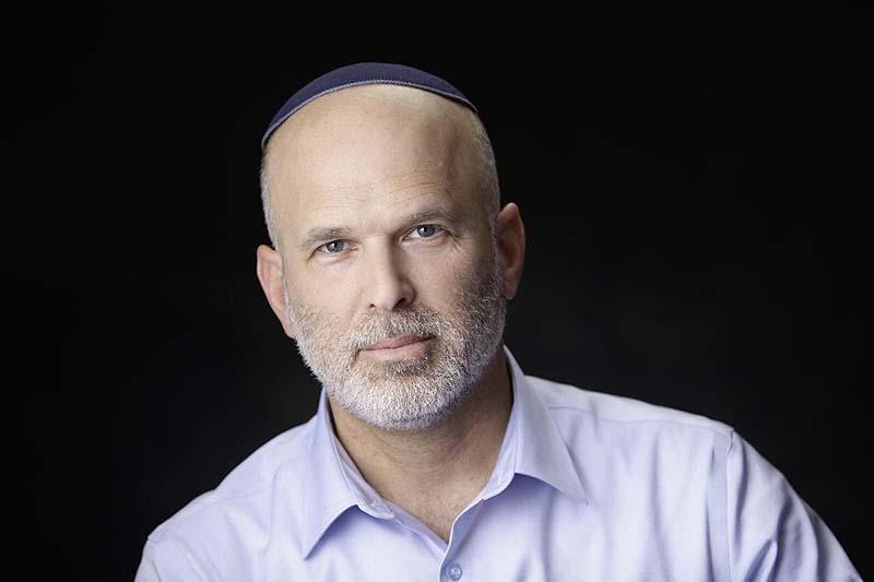 المرشح لرئاسة حزب البيت اليهودي يونتان برانسكي (Courtesy)