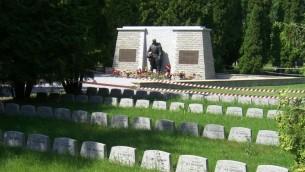 النصب التذكاري للجندي البرونزي من تالين. (Pronkssõdur / Gette from Stavanger, Norway / Wikipedia)