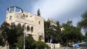 صورة لشارع 'ماركوس' في حي الطالبية، حيث يقع 'مسرح القدس'. الطالبية هو أحد الأحياء في القدس الذي يضم عدد كبير من الممتلكات التابعة لبطريركية الكنيسة الأرثوذكسية (Courtesy Eiferman Realty)