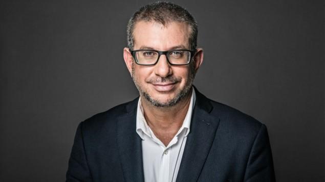 إلداد تمير، المؤسس والرئيس التنفيدي لشركة 'تمير فيشمان' (بيت استثمار إسرائيلي). (Courtesy)