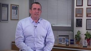 Eyal Waldman, President and CEO of Mellanox Technologies Ltd. (YouTube)
