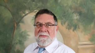 رؤوفن شميرلينغ، المنحدر من مستوطنة الكانا في الضفة الغربية، والذي عُر على جثته في مخزن في مدينة كفر قاسم العربية الإسرائيلية في 4 اكتوبر 2017 (Courtesy)