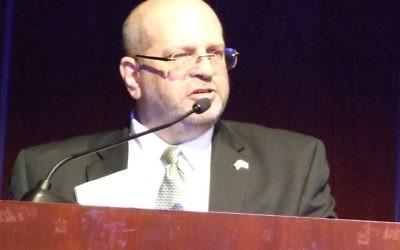 Conexx President Guy Tessler