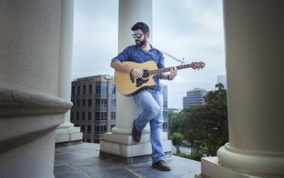 "Sammy Rosenbaum's 2015 debut album ""We Are the Ones"" blends Jewish and secular music."