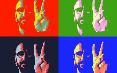 "Ringo Starr's ""Art, Peace, Love"""