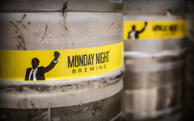 Monday Night Brewing runs $12 tours with tastings four days a week.