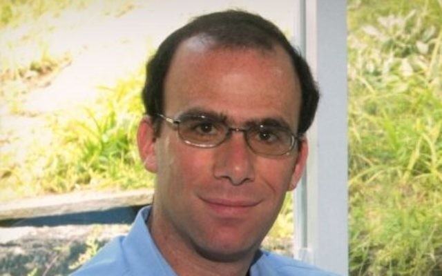 Joel Hoffman will discuss biblical mistranslations and misconceptions at 12:30 p.m. Tuesday, Nov. 8.