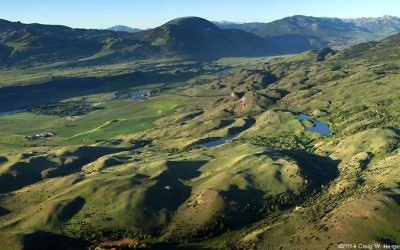 West Creek Ranch in Emigrant, Montana is about 30 miles from the north entrance of Yellowstone National Park.
