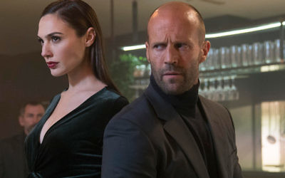 Israeli actress Gal Gadot and English action star Jason Statham team up in a Super Bowl LI commercial for Israeli website development platform Wix. --- Watch the ad below.
