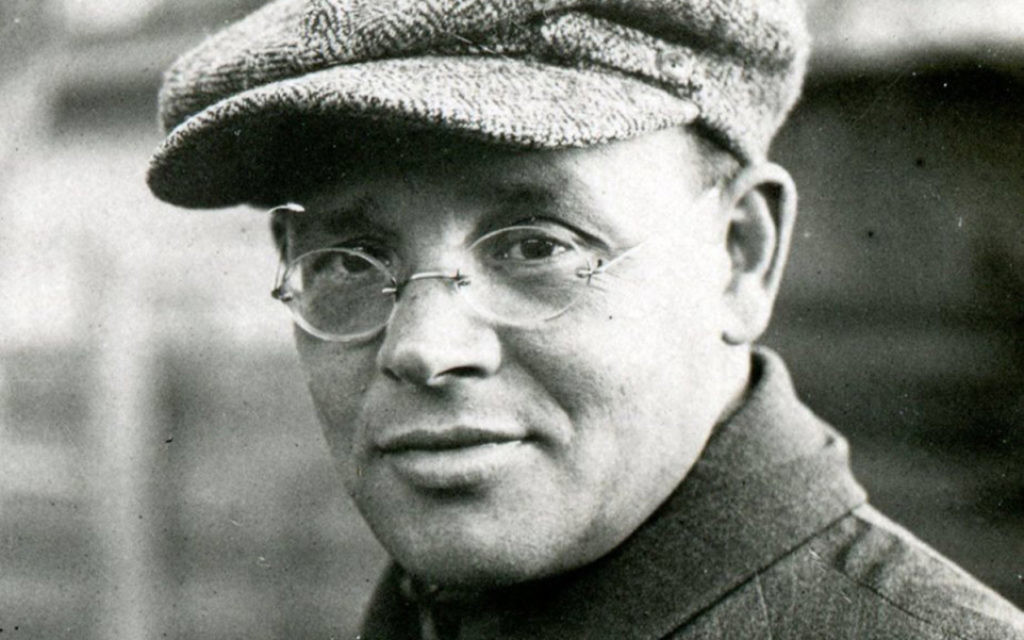 "Isaac Babel's life, death and genius are featured in ""Finding Babel,"" being shown Feb. 12."