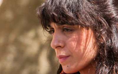 """Neta Shpigelman plays the title character in """"A.K.A. Nadia,"""" showing Jan. 26 and 27 and Feb. 1, 11 and 12."""