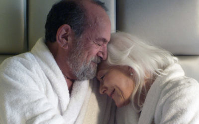 """Stuart Margolin and Linda Thorson star in """"The Second Time Around,"""" being shown Jan. 29, Feb. 3 and Feb. 14."""