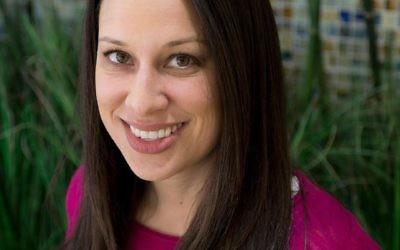 Jewish Fertility Foundation executive director Elana Frank.