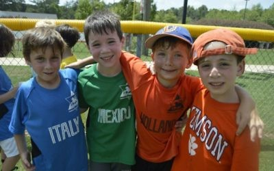 The Marcus JCC continues to run thriving day camps at the Dunwoody campus and elsewhere.