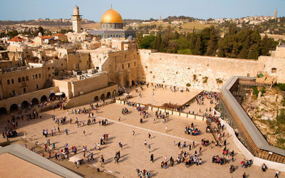 Americans United With Israel is committed to an undivided Jerusalem as the capital of Israel.