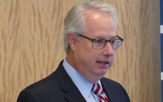 Former Kennesaw State University President Sam Olens