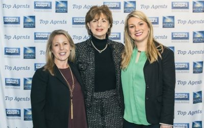 (From left) Star Newman, Debbie Sonenshine and Katie Gallow have been recognized as Coldwell Banker Atlanta's No. 1 team.