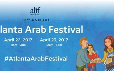 The Atlanta Arab Festival provides an opportunity for Jews to experience Arab culture.