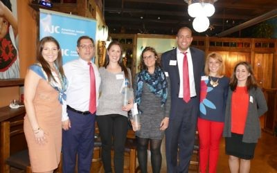 Mamie Dayan, CDC Deputy Director Jose Montero, Interfusion Fitness co-founder Desiree Nathanson, Welcoming Atlanta director Michelle Maziar, Jason Esteves, Britt Rotberg Wolfe and Karina Lifschitz are among the speakers for AJC's Hava Tequila: A Night of a Little More Charla.