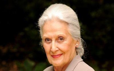 Former Temple Rebbetzin Janice Rothschild Blumberg is receiving the first New Israel Fund Atlanta Tzedek Award.