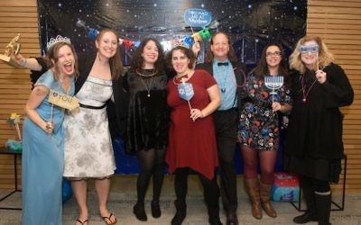 Promukkah, a prom-themed Chanukah party that made its debut in December 2016, will be an annual event.