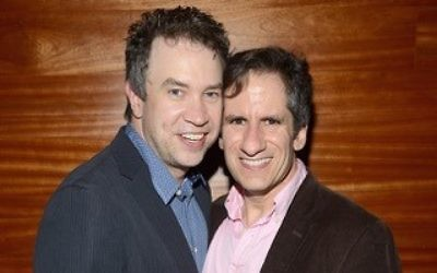James Wesley and Seth Rudetsky are the creative minds behind Concert for America.