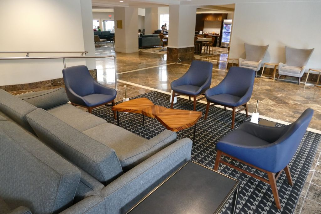 The DoubleTree Hotel In Downtown Atlanta Is In The Final Stages Of Retro  Renovations To Honor