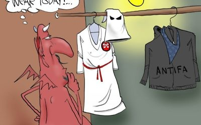 Cartoon by Gary McCoy, Cagle Cartoons