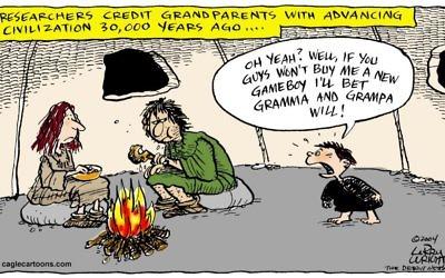 Cartoon by Larry Wright, CagleCartoons.com