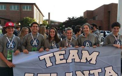 Team Atlanta sent 108 athletes to the JCC Maccabi Games in Birmingham, as well as 11 athletes to Miami.
