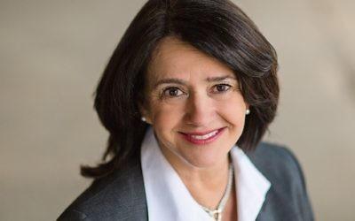 Republican Kathy Eichenblatt is a longtime member of Ahavath Achim Synagogue.
