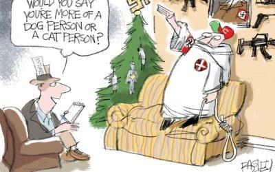 Cartoon by Pat Bagley, Salt Lake Tribune