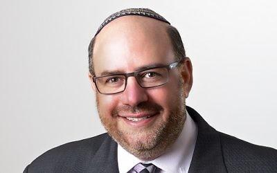 Rabbi Steven Wernick is the CEO of USCJ.